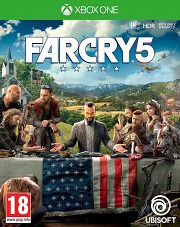 Carátula de Far Cry 5 - Xbox One