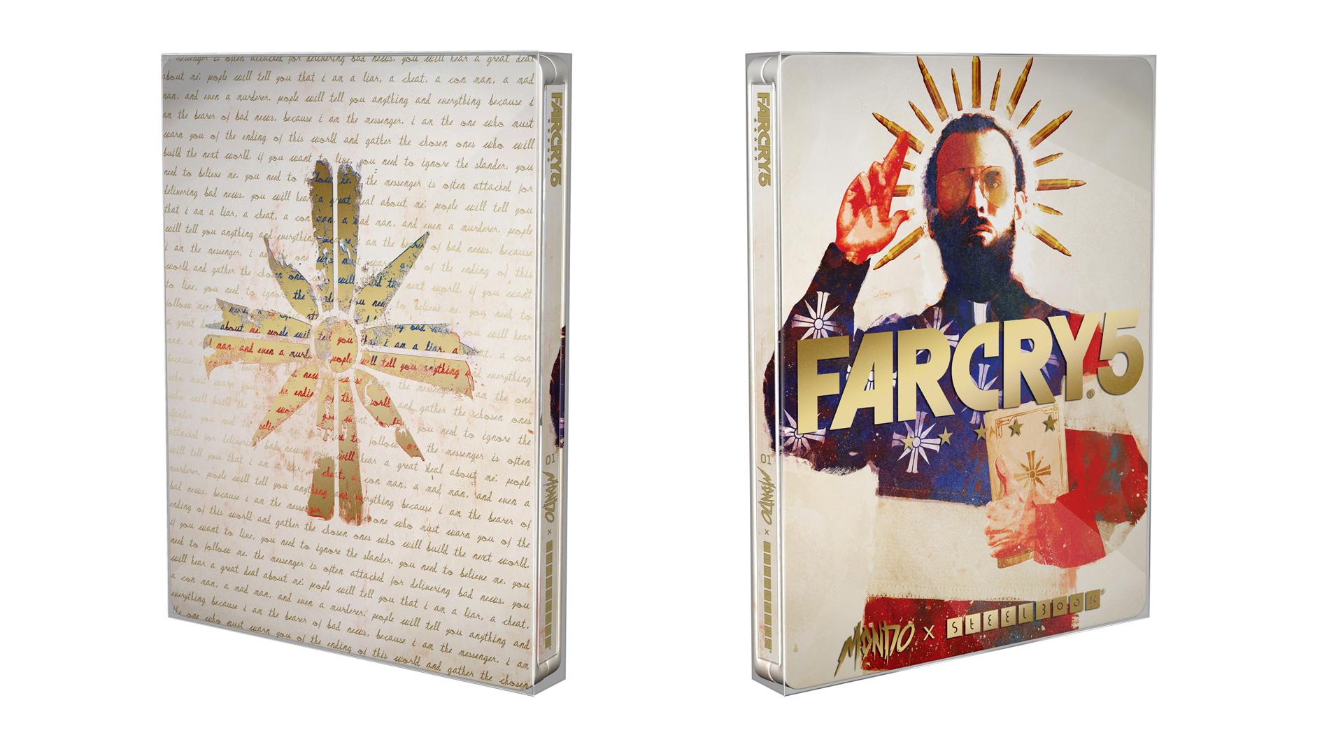 Ubisoft presenta la edición limitada de Far Cry 5 x Mondo