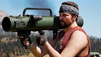 Video Far Cry 5, Far Cry 5: La Resistencia