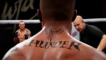 Video UFC 3, UFC 3: Modo Carrera