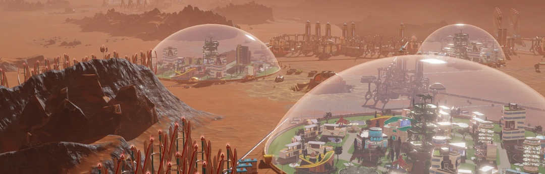 Análisis Surviving Mars