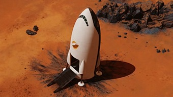 Surviving Mars: Tráiler Reservas: Life on Mars