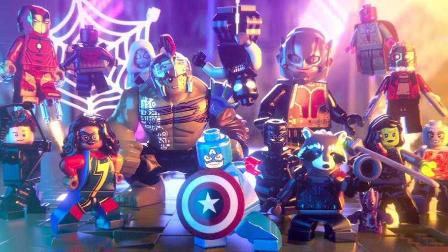 LEGO Marvel Super Heroes 2: Todos los códigos de personajes y trucos ...