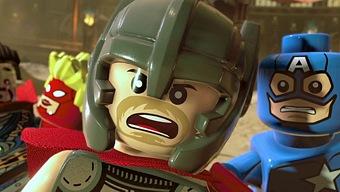 Video LEGO Marvel Super Heroes 2, Thor