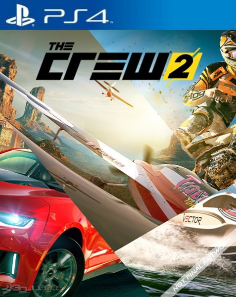 the crew 2 para ps4 3djuegos. Black Bedroom Furniture Sets. Home Design Ideas