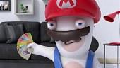 Video Mario + Rabbids Kingdom Battle - Rabbid Mario's Unboxing