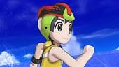Video Pokémon Ultrasol / Pokémon Ultraluna - Tráiler Surfeo Mantine