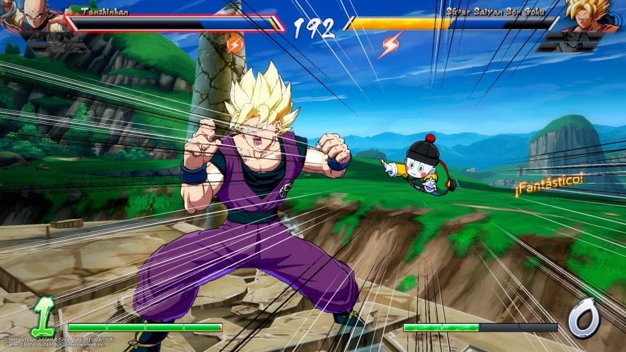 Dragon Ball Fighter Z análisis