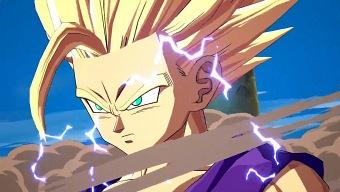 Dragon Ball Fighter Z presenta a Trunks con una espectacular imagen