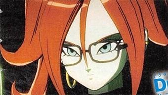 Dragon Ball Fighter Z incluye un personaje inédito: Androide 21