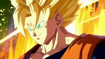 Dragon Ball Fighter Z dividirá su historia en tres actos
