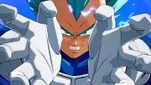 Dragon Ball Fighter Z: SSGSS Vegeta