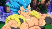 Dragon Ball FighterZ desata el poder de Gogeta Blue en su nuevo DLC