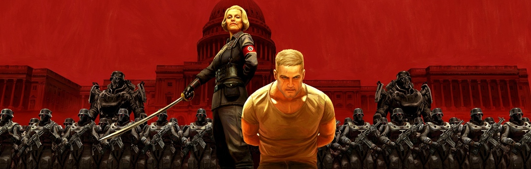 Análisis Wolfenstein 2 The New Colossus
