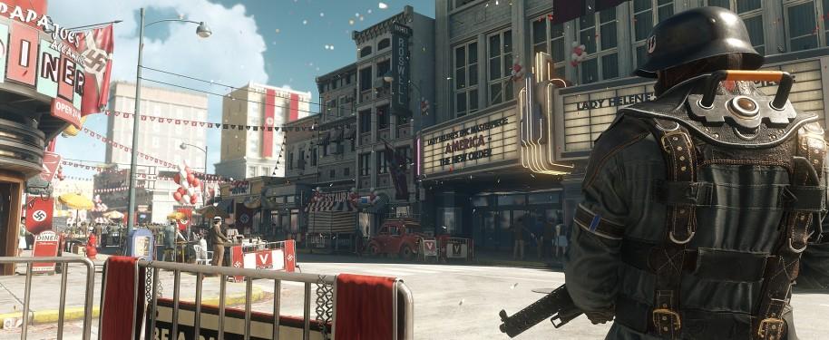 Wolfenstein 2 The New Colossus: Jugamos Wolfenstein 2!! Blazkowicz VS. La hegemonía Nazi