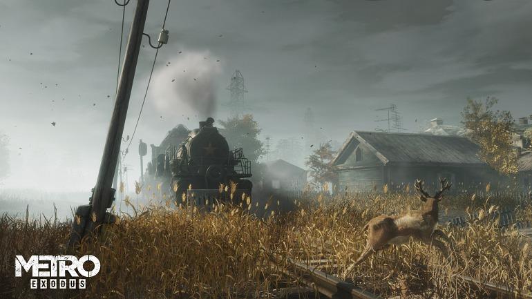 Imagen de Metro: Exodus