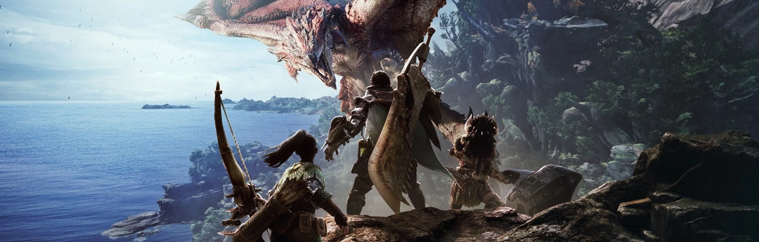 Análisis Monster Hunter World