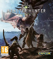 Carátula de Monster Hunter: World - PC