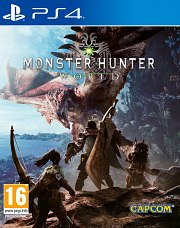 Carátula de Monster Hunter: World - PS4