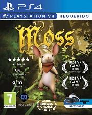Carátula de Moss - PS4