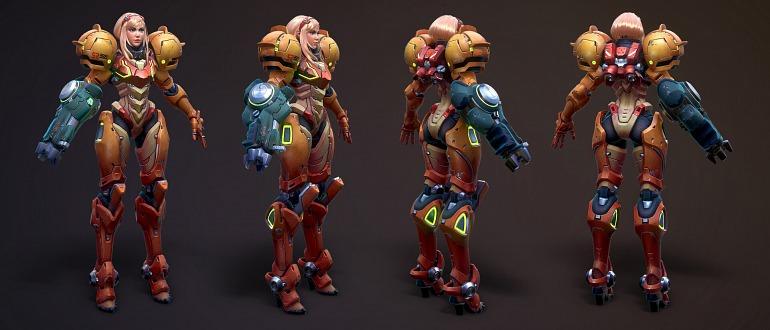 Imagen de Metroid Prime 4