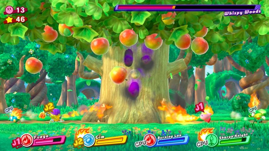 Kirby Star Allies: Kirby Star Allies, un plataformas mágico
