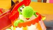 Yoshi's Crafted World invita al juego en compañía en un nuevo tráiler