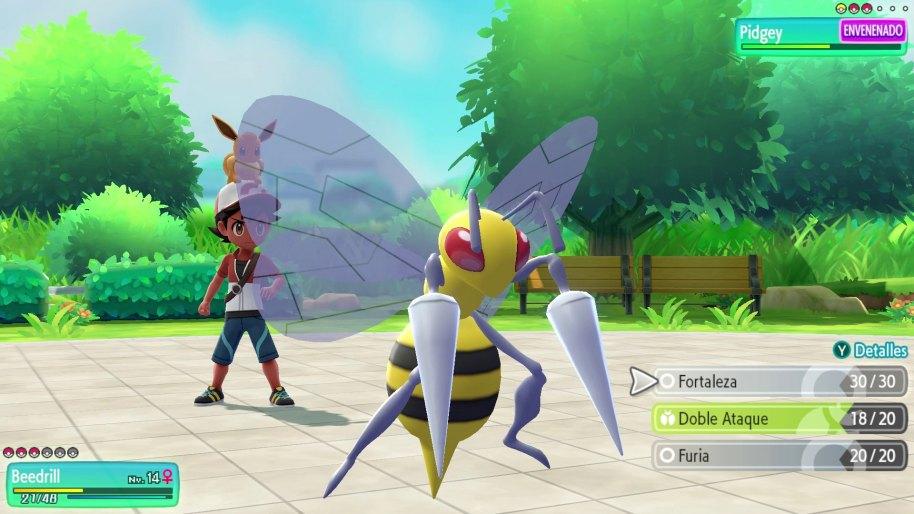 Pokémon Let's Go Pikachu / Eevee Nintendo Switch