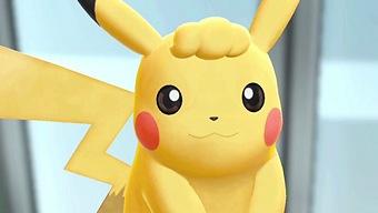 ¡Nuevo tráiler de Pokémon Let's Go, Pikachu! / Let's Go, Eevee!