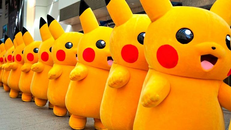 Pokémon Let's Go, Pikachu! / Pokémon Let's Go, Eevee!