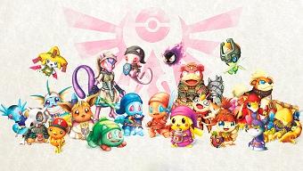 Así serían los Pokémon en el mundo de Zelda