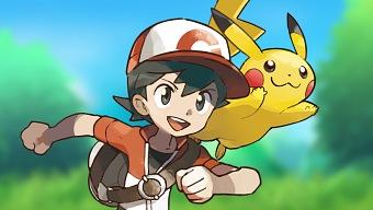 ¡Explora Kanto a todo color! Nuevo tráiler de Pokémon Let's Go