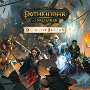 Carátula de Pathfinder: Kingmaker – Definitive Edition - PS4