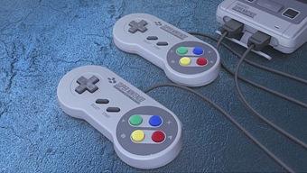 Video SNES Mini, SNES Mini: ¡La Consola de una Generación!