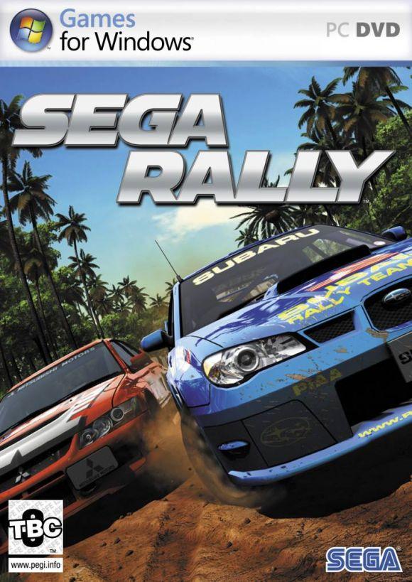 Sega Rally Para Pc 3djuegos