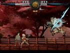 Pantalla Samurai Riot