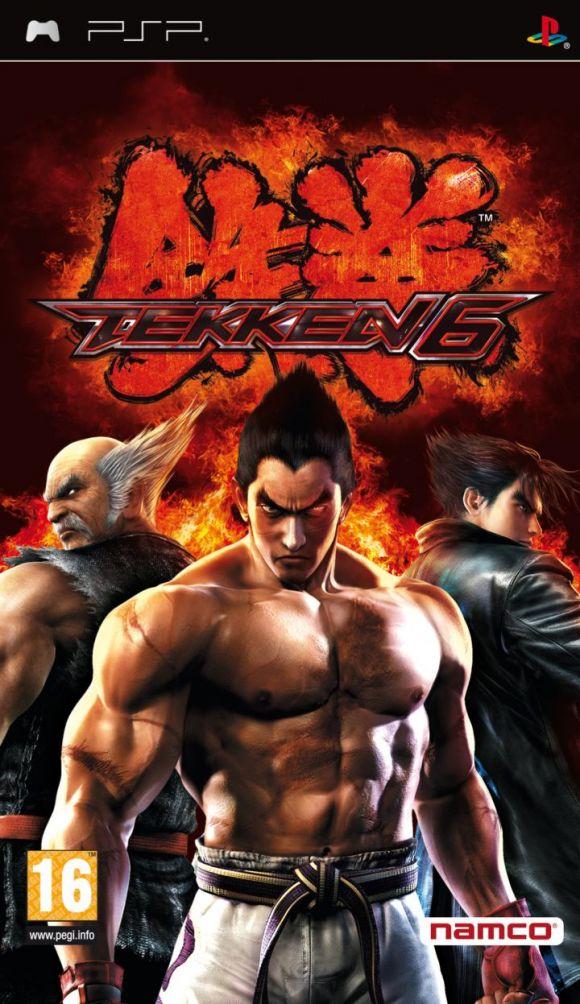 Tekken 6 para PSP - 3DJuegos