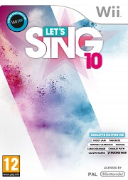 Let's Sing 10 Wii