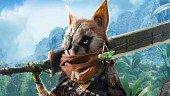 Biomutant y su acción RPG sandbox, mutan en la Gamescom