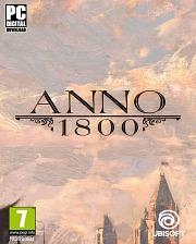 Carátula de Anno 1800 - PC