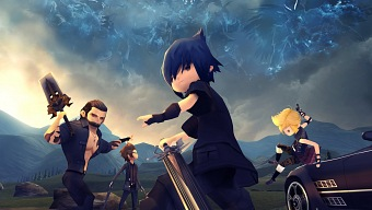 Final Fantasy XV Pocket Edition: Tráiler de Anuncio