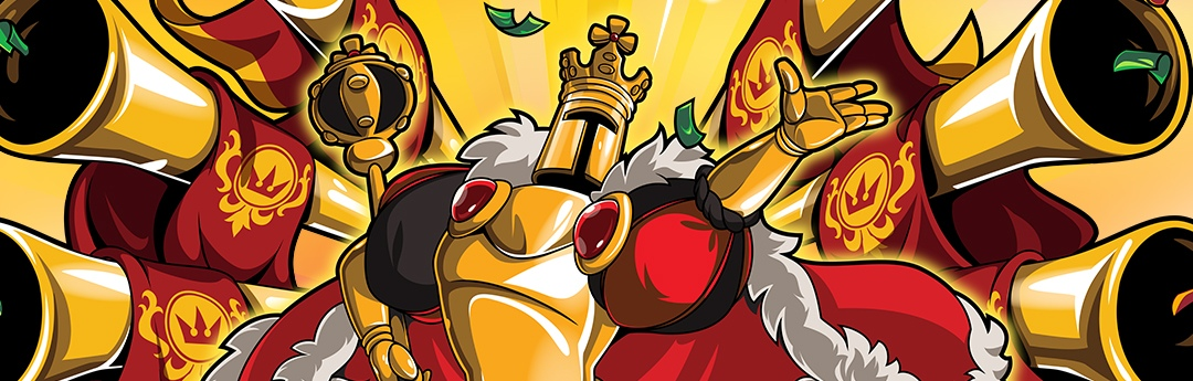 Análisis Shovel Knight King of Cards