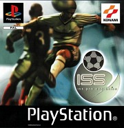 Carátula de ISS Pro Evolution - PS1