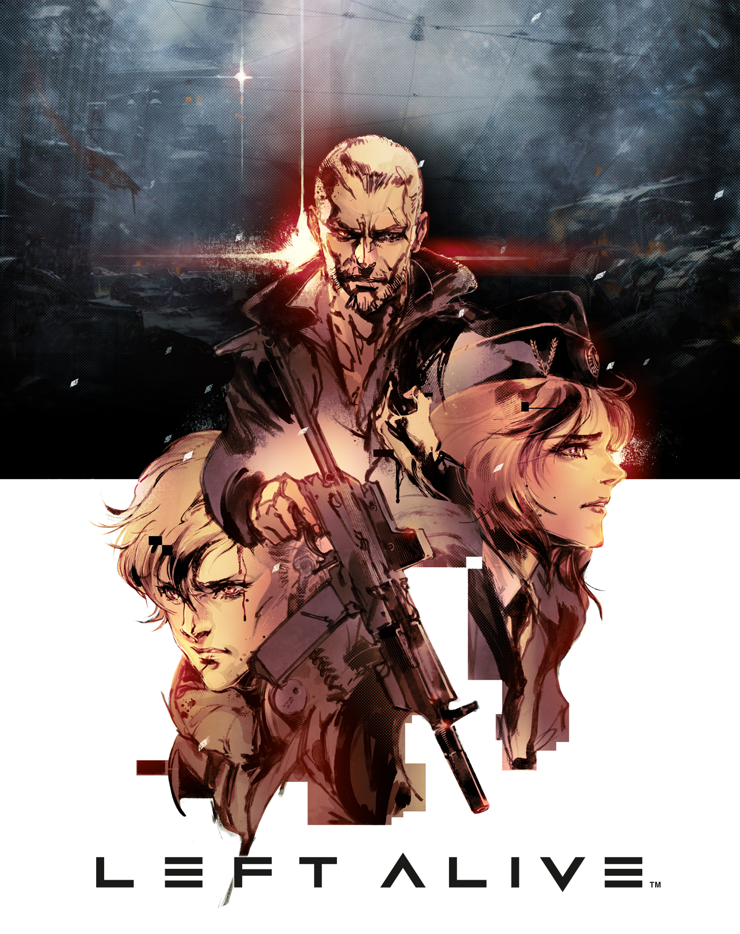 Square anuncia Left Alive: Acción para PC y PS4 de todo un Dream Team