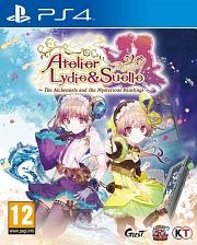Carátula de Atelier Lydie & Suelle - PS4