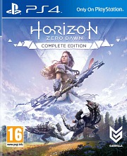 Horizon Zero Dawn: Complete Edition PS4