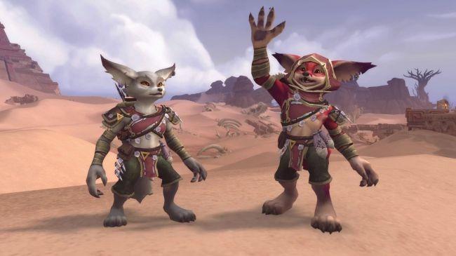 Estas son las nuevas razas jugables — World of Warcraft