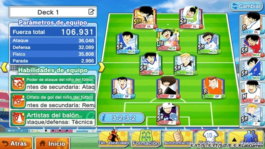 Captain Tsubasa Dream Team: Captain Tsubasa: Dream Team, ¿el mejor videojuego basado en el manga de Captain Tsubasa?