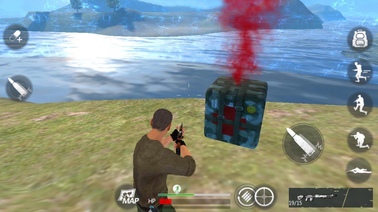 Imagenes De Exile Battle Royale Para Ios 3djuegos