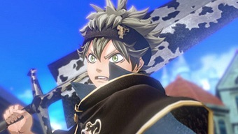 Video Black Clover: Quartet Knights, Tráiler de Anuncio